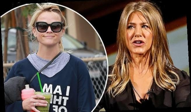 Jennifer Aniston and Reese Witherspoon reveal they fast for 16-hours