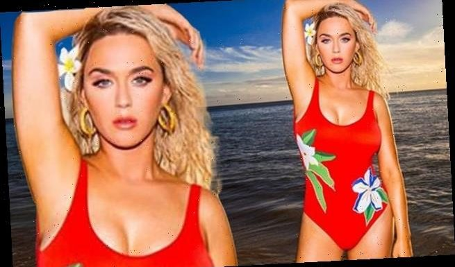Katy Perry wishes herself a happy 35th birthday