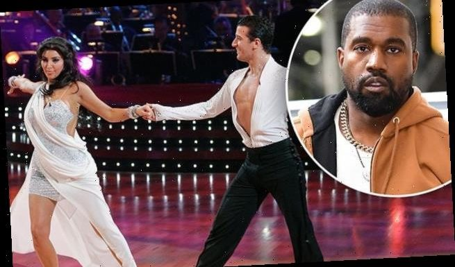 Kayne West disses Dancing With The Stars a decade after Kim competed