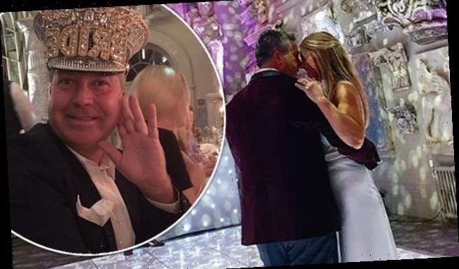 John Torode and Lisa Faulkner give a further insight into wedding