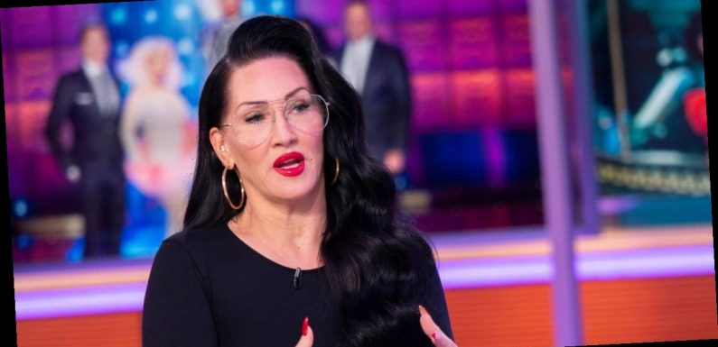 Strictly star Michelle Visage talks sex, booze and boob jobs