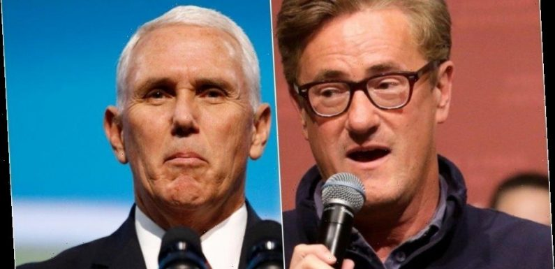 Joe Scarborough: Why Do Republicans Hate Mike Pence So Much?