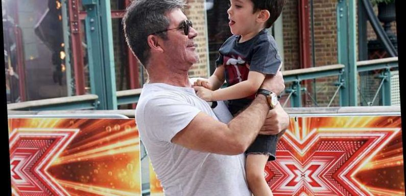 How old is Simon Cowell's son Eric and has he been on BGT and The X Factor?