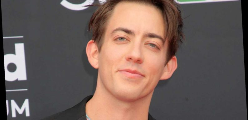 Who is Kevin McHale? The X Factor: Celebrity and former Glee star