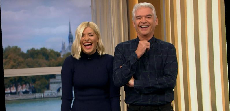 Why isn't This Morning on ITV today and where are Holly Willoughby and Phillip Schofield?