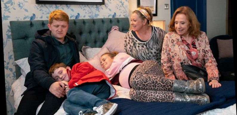 Coronation Street spoilers:  Sinead Tinker's tragic death inspires Chesney to ask Gemma to be his wife – The Sun