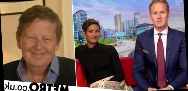 Bill Turnbull leaves Naga Munchetty emotional as he discusses cancer diagnosis