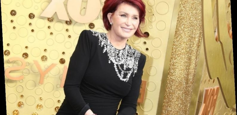 Sharon Osbourne Reveals the Shocking After Effects of Her New Facelift