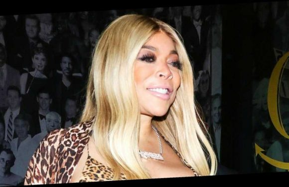Wendy Williams Wore 'Men's Lingerie' and We Dig It