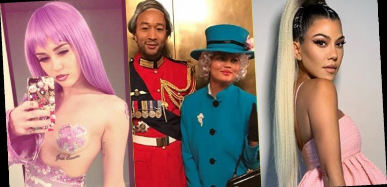 These Celebrities Have Dressed Up as Other Celebrities for Halloween!