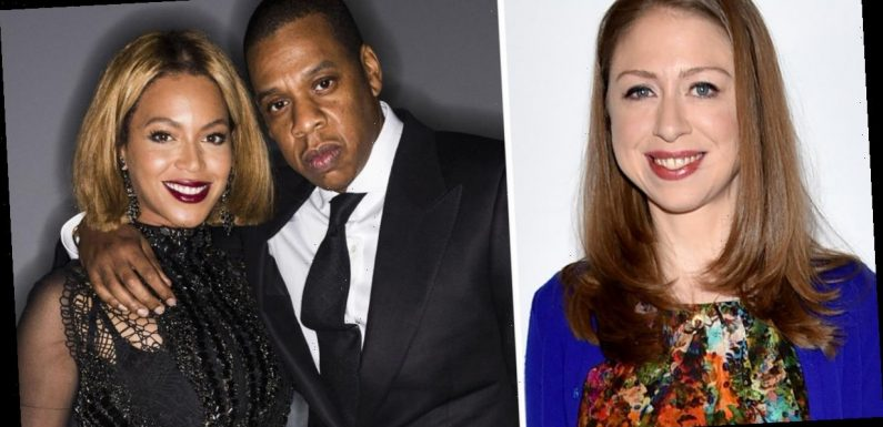 Chelsea Clinton Criticizes Jay-Z's Response to Beyonce's Post-Pregnancy Weight Loss
