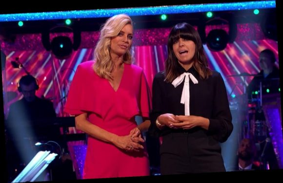 Here's where to get Claudia Winkleman and Tess Daly's glam looks from Strictly Come Dancing for less – The Sun