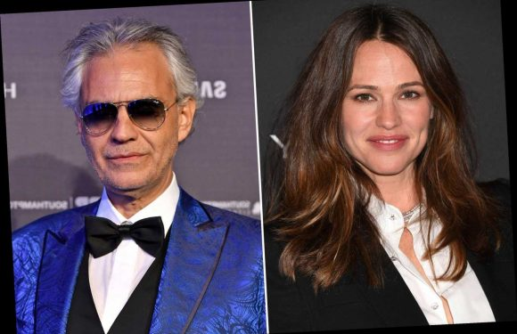 Jennifer Garner Says Her New Duet with Andrea Bocelli Is Now Her Son's 'Favorite Lullaby'