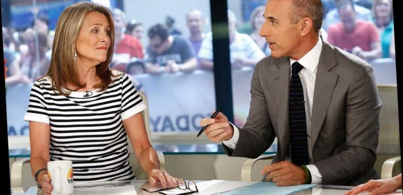 How Meredith Vieira Helped Brooke Nevils Come Forward with Matt Lauer Rape Allegation