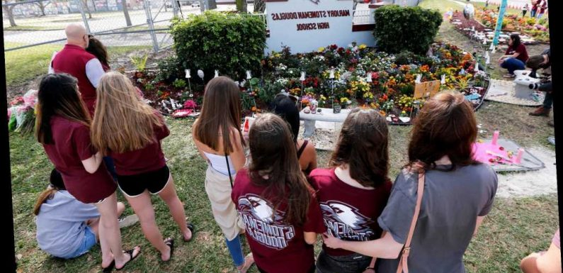 Man convicted of cyberstalking families of Parkland massacre victims