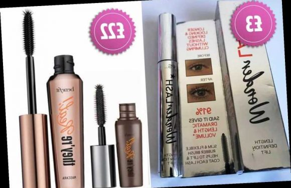 Primark is selling a £3 dupe of Benefit's £22 award-winning mascara – The Sun
