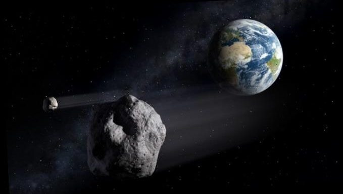 Asteroid may collide with Earth, ESA warns: 'Non-zero… probability'