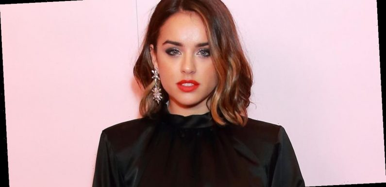 Coronation Street's Georgia May Foote sizzles in thigh-grazing miniskirt