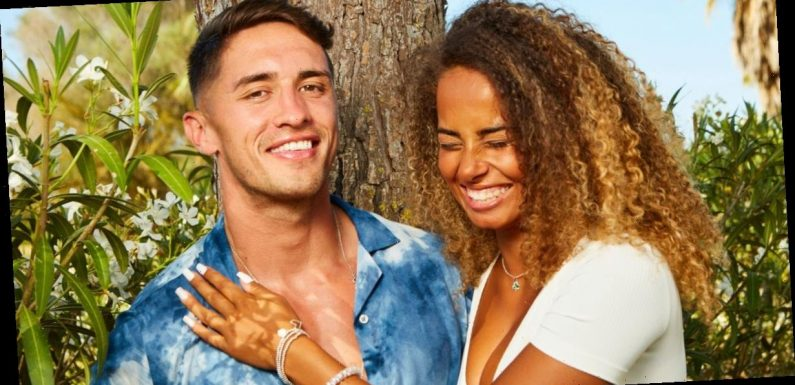 Amber Gill has no interest in a man and says Ovie Soko is 'like a brother'