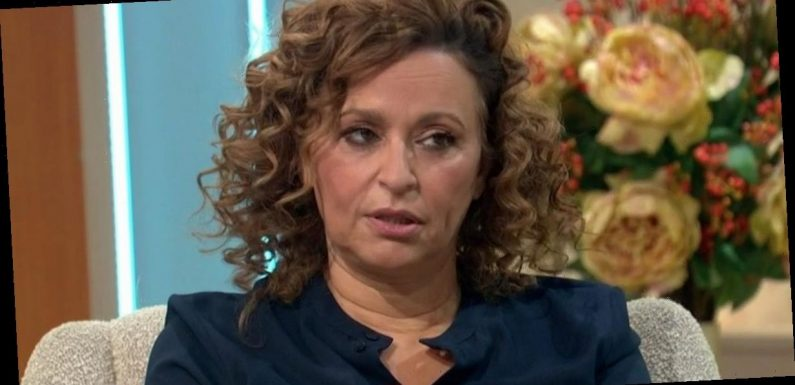 Nadia Sawalha confesses to snubbing Loose Women three times and 'ferocious' rows
