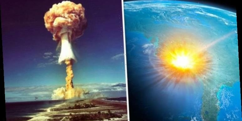 Asteroid warning: Millions of 'nuclear bomb-like' asteroids threaten Earth