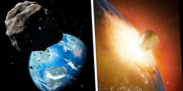 NASA asteroid horror: Radars track potential impact date in May 2022 with 230 kiloton rock