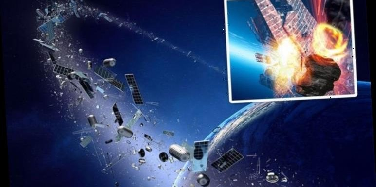 NASA warning: Why space junk 'waiting to collide' with rocket threatens future missions