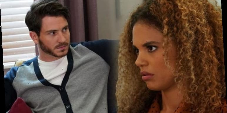 EastEnders spoilers: Chantelle Atkins devastated after Gray makes big confession