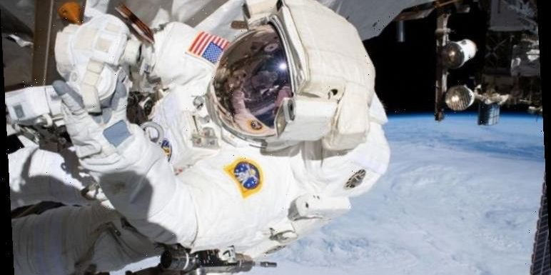 NASA news: Breathtaking 'space selfies' show astronauts floating 250 miles up in space