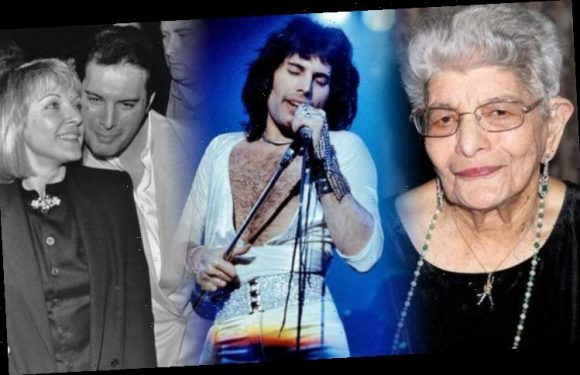 Freddie Mercury: What Queen star's mother Jer thought of Mary Austin – in her own words