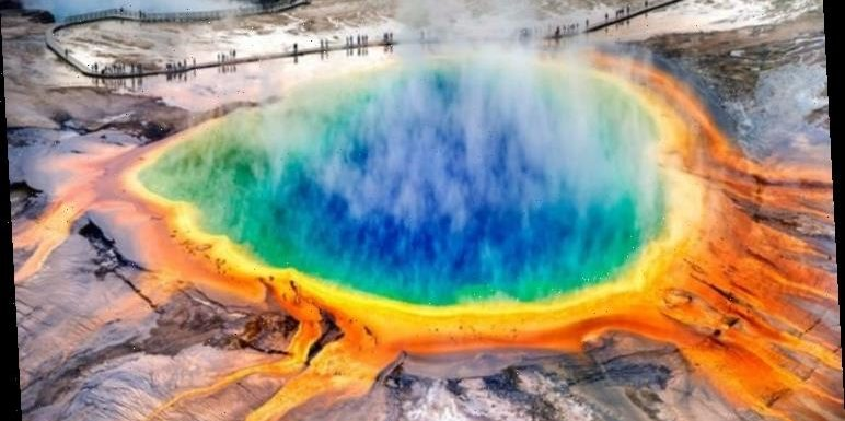 Yellowstone volcano: How USGS watched Yellowstone ground rise for an entire year