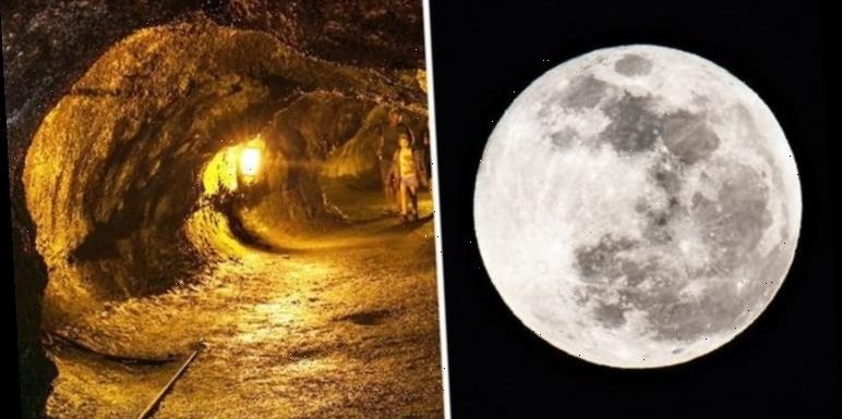 NASA breakthrough: Space agency probing possibility of living BELOWMoon'ssurface