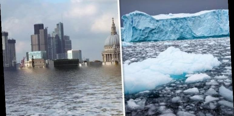 Climate change: Greenland's ice faces 'death sentence' – What does that mean for UK?