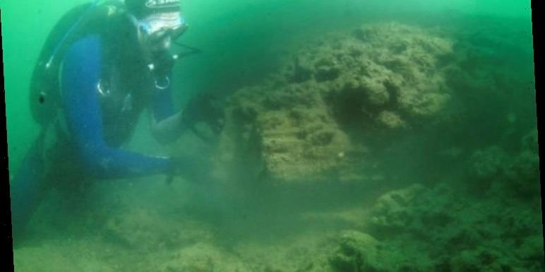 Archaeology shock: Archaeologists stunned by stone age find in deep sea in UK