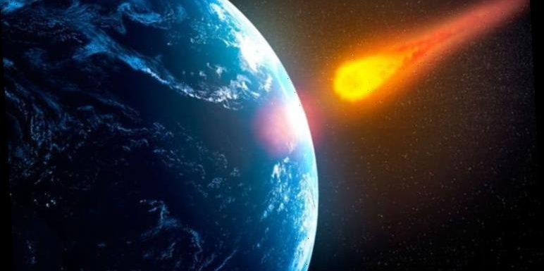 NASA asteroid warning: 177FT space rock 'could' hit Earth at 61,000MPH