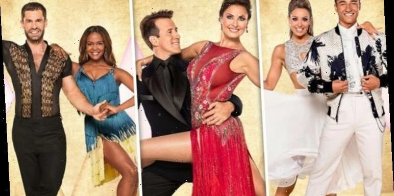 Strictly Come Dancing 2019: Anton Du Beke speaks out on 'rivalry' between co-stars