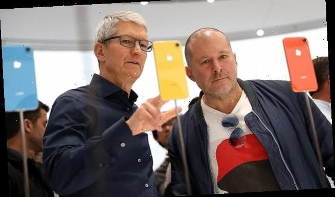 Jony Ive removed from Apple website as British designer leaves company