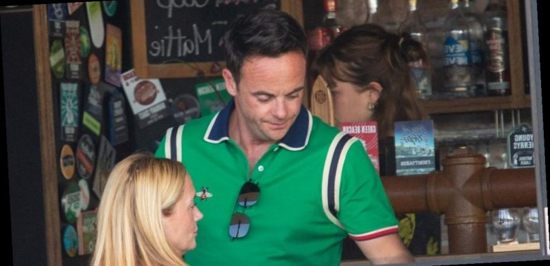 Ant McPartlin's I'm A Celeb jaunt with Anne Marie 'cruel end' to Lisa marriage