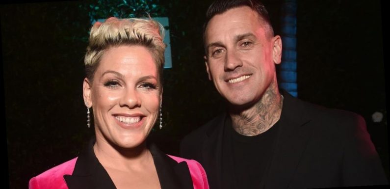 Pink confirms she's 'taking a break from music' at CMA Awards 2019