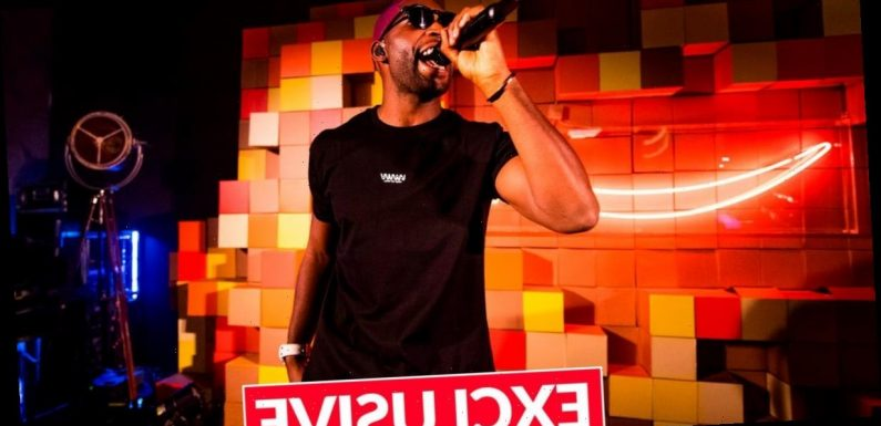 Tinie Tempah unveils dramatic hair transformation as he launches new music
