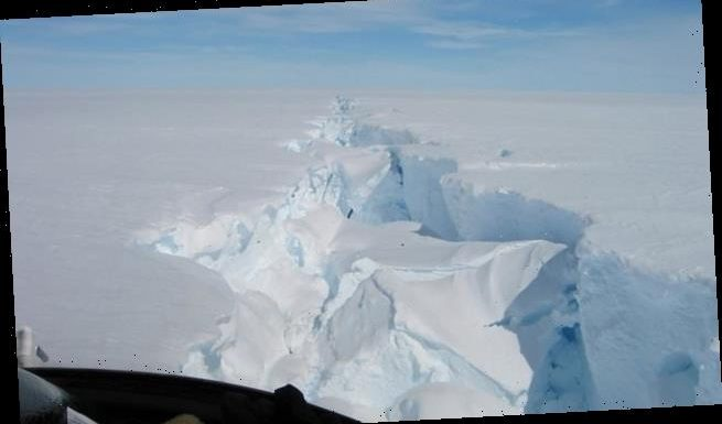 Antarctic ice melt could cause sea levels to rise 11 FEET per century
