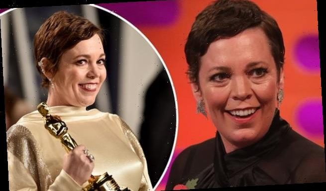 Olivia Colman 'can't remember' winning her Oscar as she was too drunk