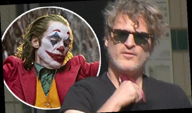 Joaquin Phoenix steps out in LA… ahead of Joker earning '$1B'