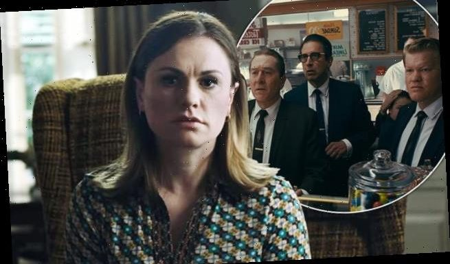 The Irishman fans stunned as Anna Paquin speaks only SIX WORDS
