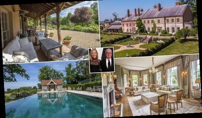 Jerry Hall snaps up a little place in the country for £11m