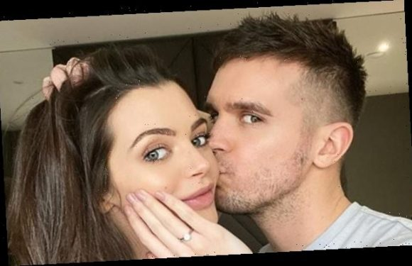 Gaz Beadle reveals he's engaged to pregnant girlfriend Emma McVey