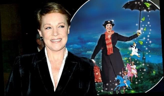 Julie Andrews reveals she refused to take cocaine at party in the past