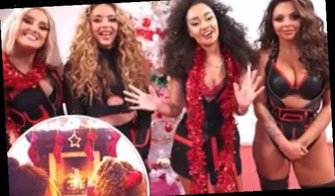 Little Mix announce they are releasing their FIRST Christmas track