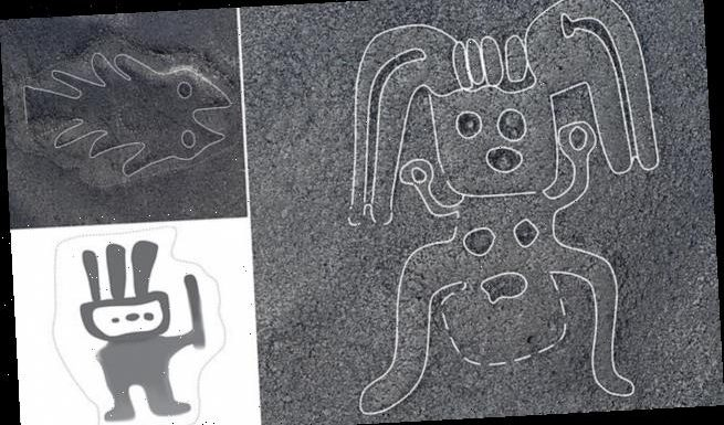 Researchers uncover 143 previously hidden Nazca line drawings in Peru