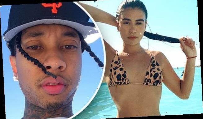 Tyga's latest Kylie Jenner look-alike is Ana Beatriz Boaretto